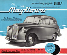 Triumph Mayflower - 42.5 ko