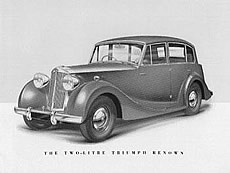 The TWO-LITRE Triumph Renown  - 13.4 ko